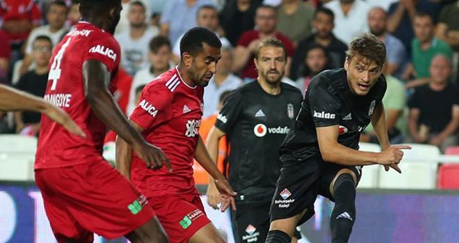 Beşiktaş – Sivasspor: 0-3