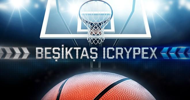 Beşiktaş Icrypex Takımı'nın maç programı belli oldu