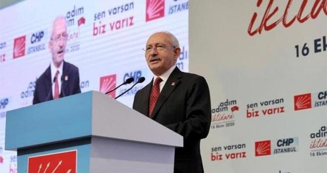Kılıçdaroğlu: Yargı sisteminin bu kadar köreleceği aklıma gelmezdi