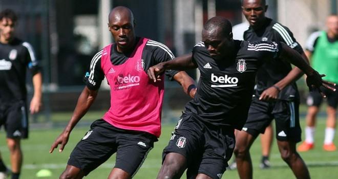 Atiba'nın Beşiktaş'taki yeni görevi belli oldu