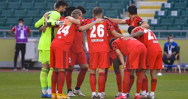 Sergen Yalçın'ın Gençlerbirliği maçı ilk 11'i