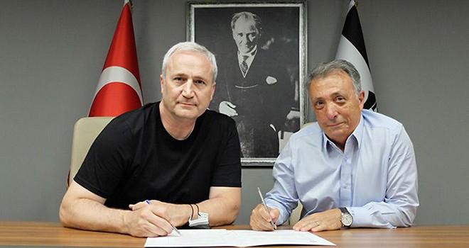 Beşiktaş Aygaz Hentbol Takımı'nın yeni Başantrenörü: Mehmet Korer Koral