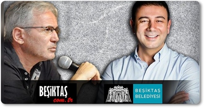 Radyo Beşiktaş'ta Başkan Rıza Akpolat ile...