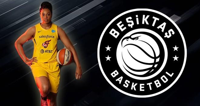 Erica McCall Beşiktaş HDI Sigorta'da