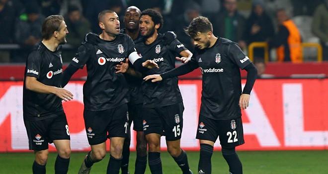 Beşiktaş 2019'u sıkıntılı geçirdi