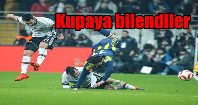 Beşiktaş kupa finale için Kadıköy'e gidiyor
