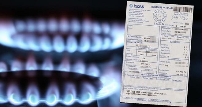 İGDAŞ doğal gaz faturası hakkında açıklama yaptı