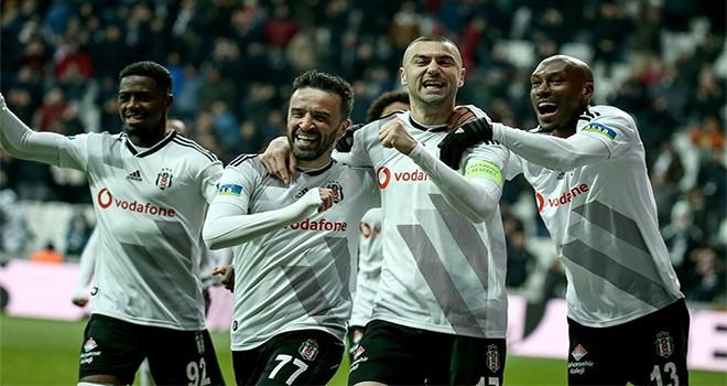 Beşiktaş - Antalyaspor karşı karşıya