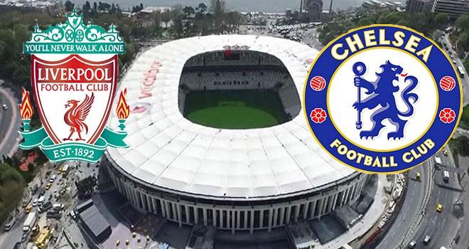 Chelsea Beşiktaş'a, Liverpool Taksim'e
