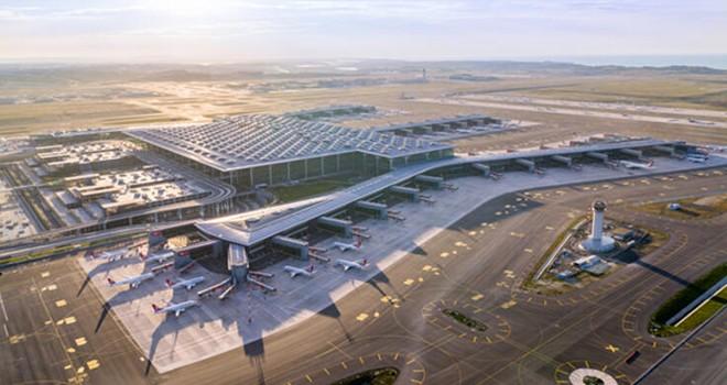 İstanbul Havalimanı'nın üçüncü pisti açıldı