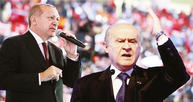 Cumhurbaşkanı Erdoğan ve MHP Lideri Bahçeli ortak miting yapacak