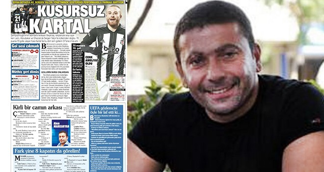 Alen Markaryan: Beşiktaş oynadığı futbolla herkesin onayını aldı