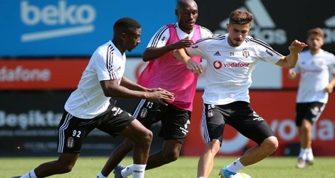 UEFA'ya hazırlanan Beşiktaş'ta şok sakatlık