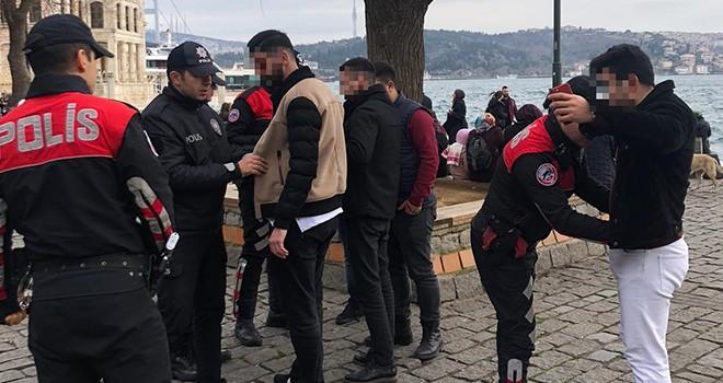 Beşiktaş İlçe Emniyet Müdürlüğü suçla mücadelede birinci oldu