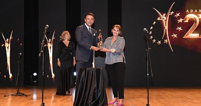 27. Uluslararası Adana Altın Koza Film Festivali Ödül Töreni Beşiktaş'ta gerçekleşti