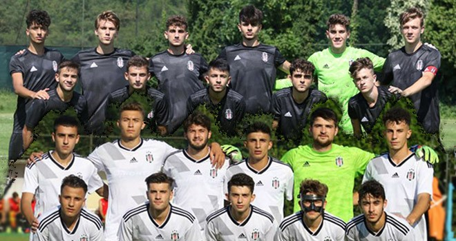 Beşiktaş JK Futbol Akademi Takımları Göztepe ile karşılaştı
