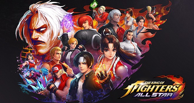 E-Spor'un yeni yıldızı The King of Fighters ALLSTAR