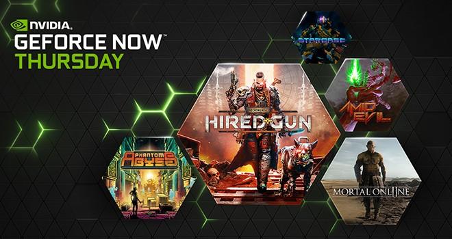 Haziran'da GeForce NOW kütüphanesine 38 oyun ekleniyor
