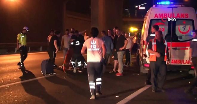Beşiktaş'ta makas kazasının zanlısı 22 aydır firari