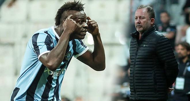 Balotelli'den Sergen Yalçın'a şok hareket!