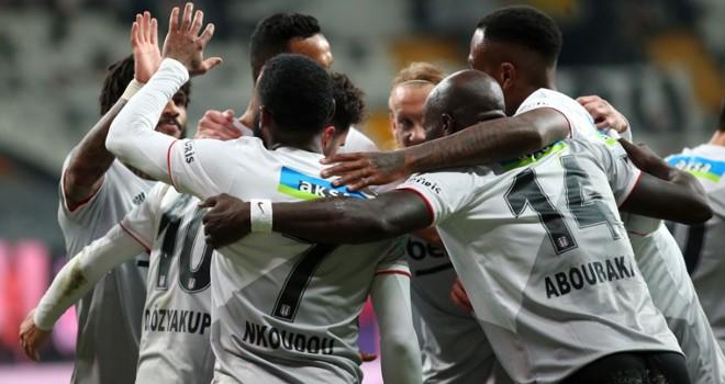 Beşiktaş - Hatayspor karşı karşıya