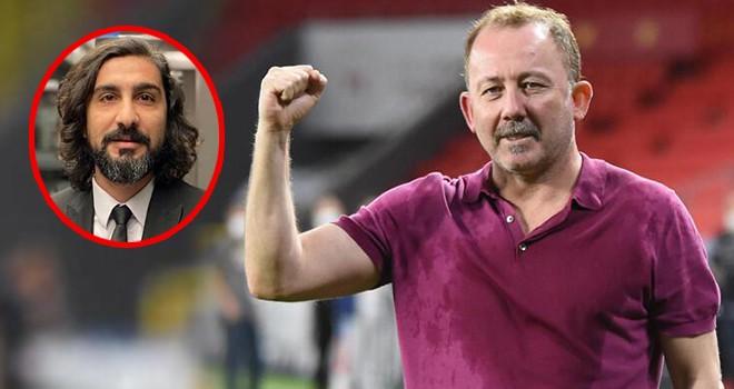 Ergin Aslan, Şampiyonlar Ligi'nde Teknik Direktör olarak ilk maçına çıkacak Sergen Yalçın'ı yazdı