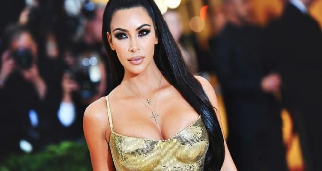 Kim Kardashian'ın kalçalarına egzersiz ile sahip olabilirsiniz