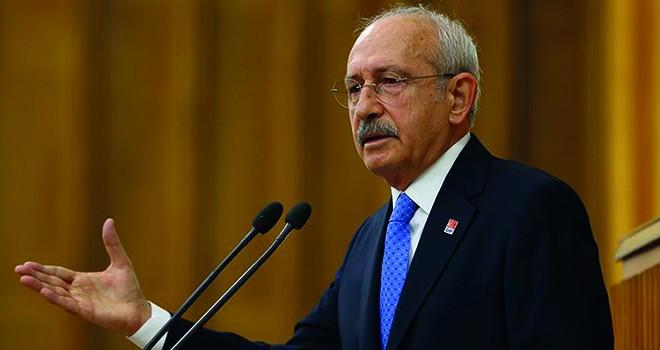 Kılıçdaroğlu: İktidar devleti istediği gibi yönetemez