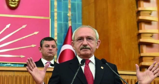 CHP'nin Meclis yönetimi açıklandı