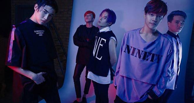 Q-Pop's revolutionary band Ninety One