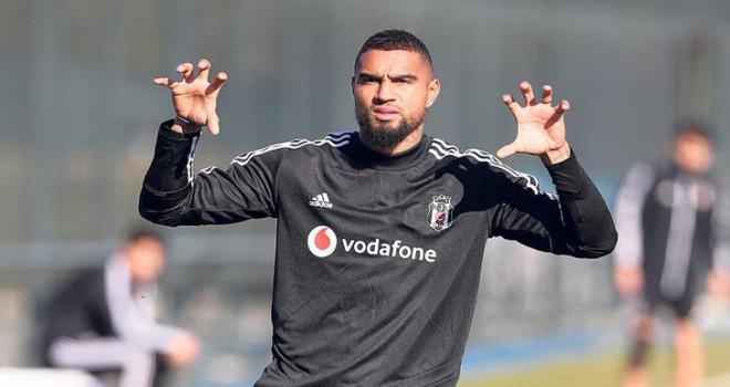 Boateng Beşiktaş'ta forma giyecek