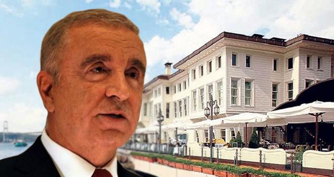 Kayyım atanan Ortaköy'deki Hotel Les Ottomans, Akbank'ın oldu
