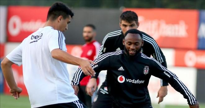 Başakşehir maçının hazırlıkları sürüyor