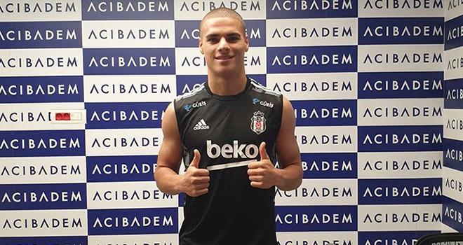 Can Bozdoğan Beşiktaş'ta!