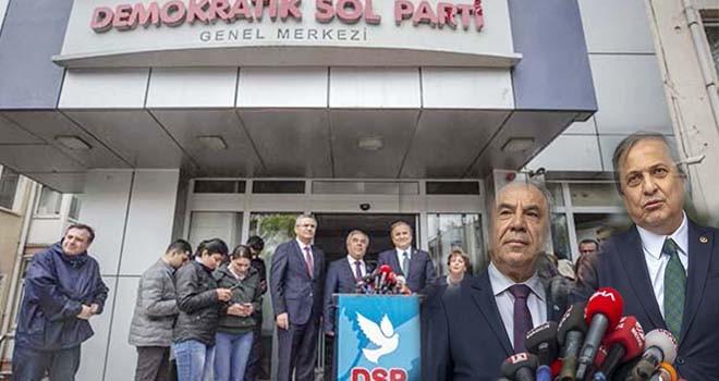 CHP İstanbul seçimi için DSP ile görüştü