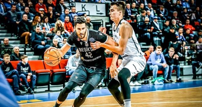 Neptunas Klaipeda - Beşiktaş Sompo Sigorta: 86-80