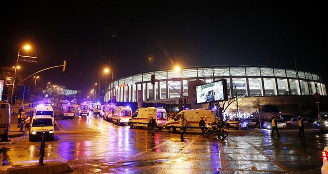 Beşiktaş saldırısı ile ilgili flaş gelişme!