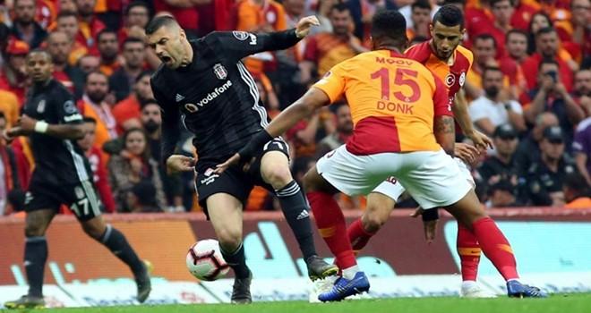 Beşiktaş – Galatasaray: 0-2