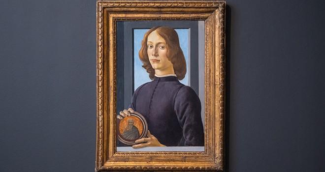 Botticelli Portresi 80 milyon dolar fiyatla Sotheby's müzayedesinde