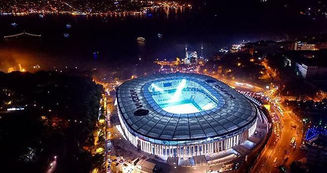 Vodafone Park'ta Beşiktaş çok farklı