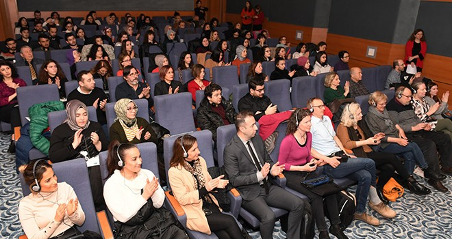 Beşiktaş'ta teknoloji ve yaşlıların yaşam kalitesi paneli