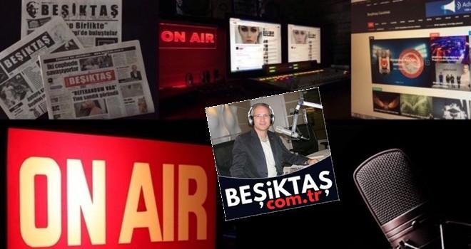 Beşiktaş Medya Grup yeni yılda kapılarını açıyor!