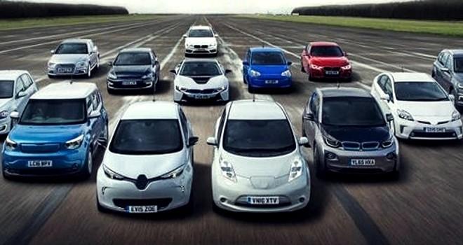Ünlü markaların elektrikli ve hibrid araçları İstanbul'da!