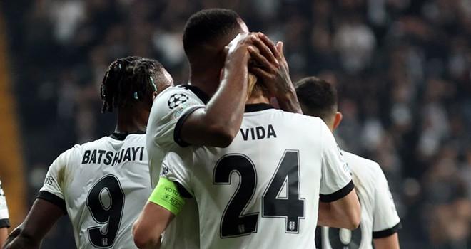 Beşiktaş - Sporting CP: 1-4