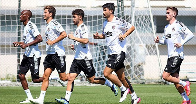 Beşiktaş'ın hazırlık maçları başlıyor!