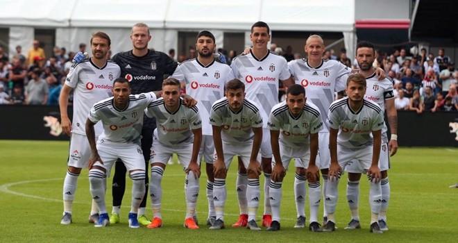 Beşiktaş – Eibar: 0-2