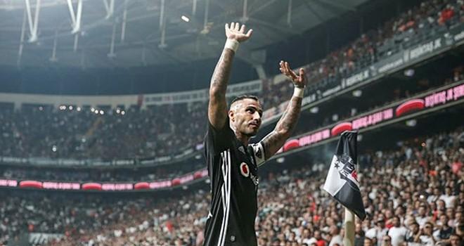 Quaresma futbola Beşiktaş'ta veda etmek istiyor