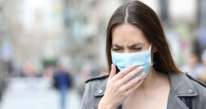 Maskeyle nefes almakta zorluk mu çekiyorsunuz?