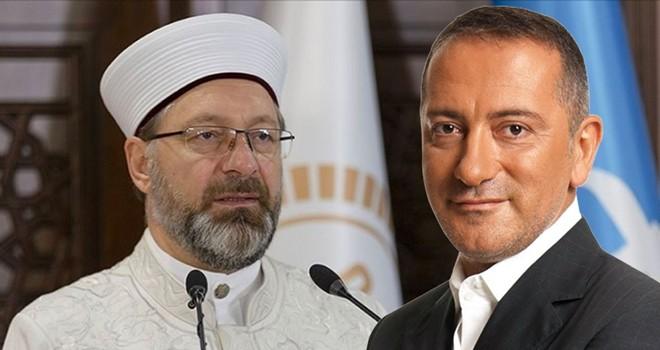 Fatih Altaylı'dan Diyanet'e ilginç eşcinsel önerisi