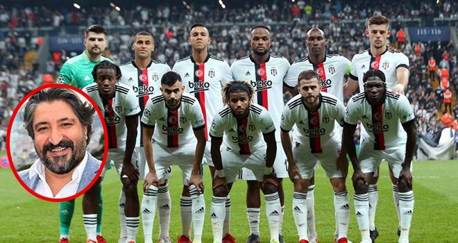 Serdar Sarıdağ: Beşiktaş Şampiyonlar Ligi'ne çok yakışır